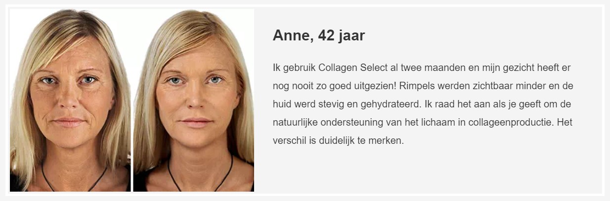 Collageen Select reviews