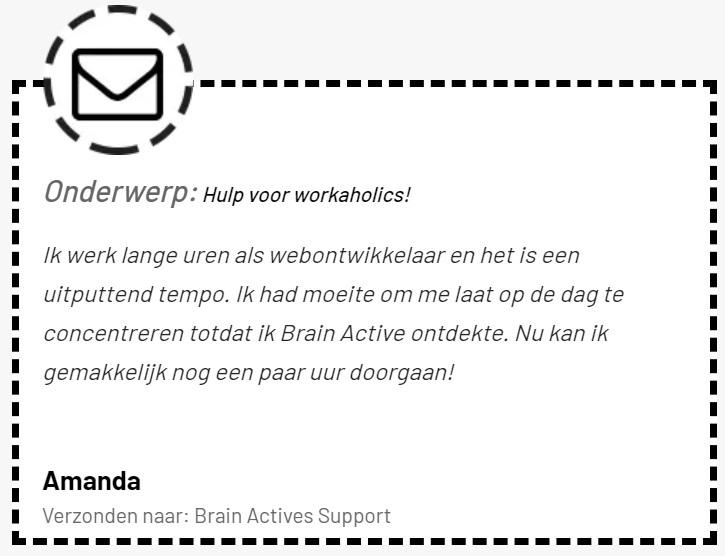 reviews Brain Actives