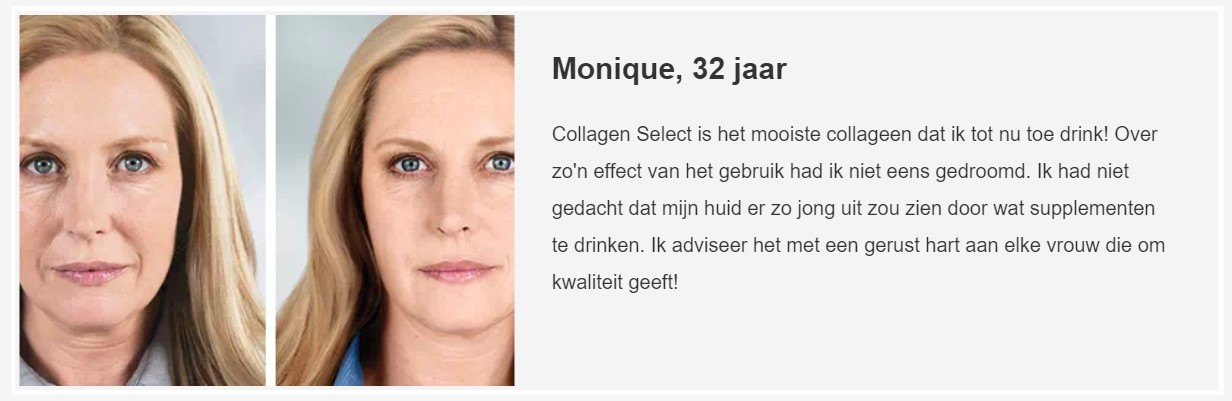 reviews Collageen Select
