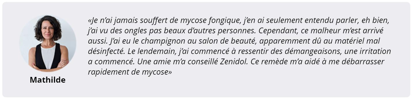 reviews Zenidol