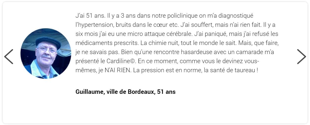 reviews Cardiline