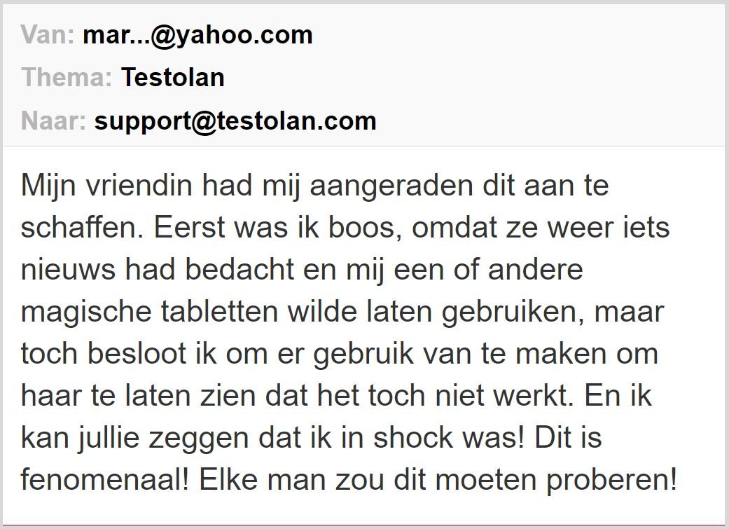 reviews Testolan